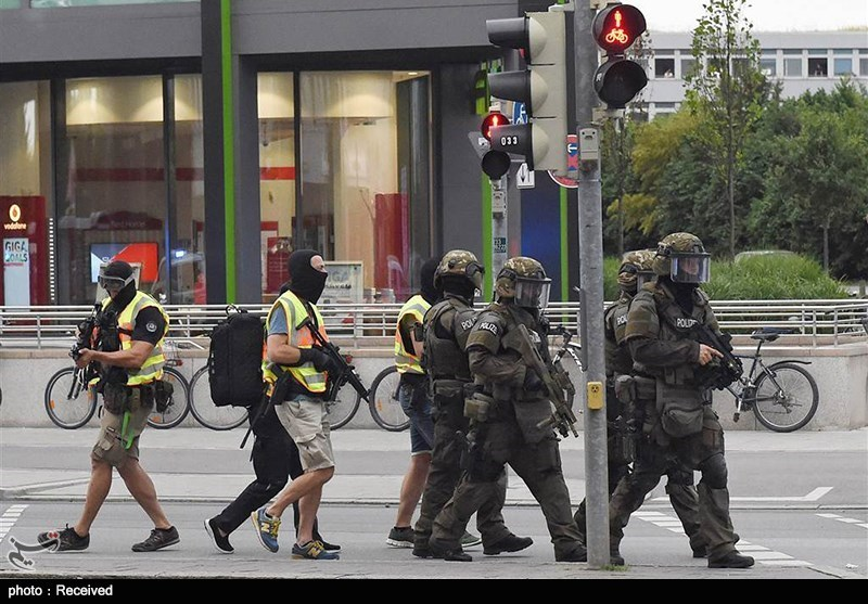 Munich Shooting: 10 Killed in Shopping Center Attack