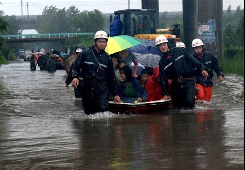 چین میں مسلسل بارشوں کے نتیجے میں سینکڑوں افراد ہلاک، وبائی امراض پھوٹنے کا خدشہ