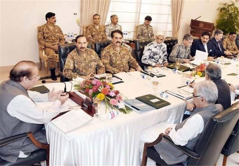 مقامات سیاسی و نظامی پاکستان
