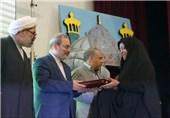 سیده لیلا نجفی معلم برتر شیرازی