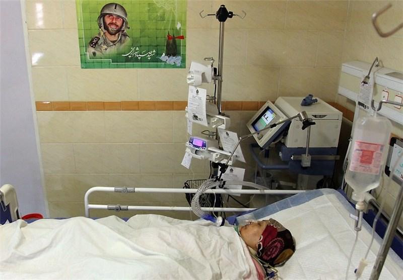 مادر شهید صیاد شیرازی