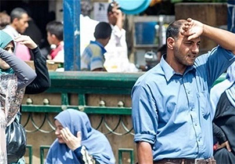 گرما خوزستان اهواز شرجی
