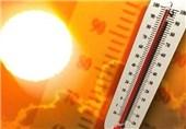 گرما شرجی خوزستان اهواز