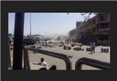 جنبش روشنایی در کابل تحصن کرد/ وقوع انفجار در میان تظاهرات کنندگان