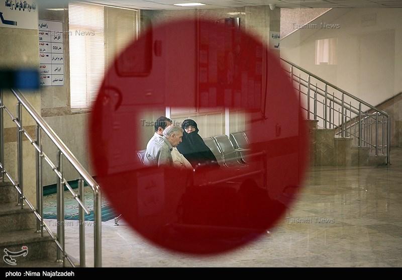بستری شدن مادر شهید صیاد شیرازی در بیمارستان - مشهد