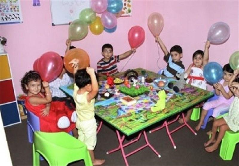 ورود آقایان به محل نگهداری کودکان در مهدهای کودک ممنوع است