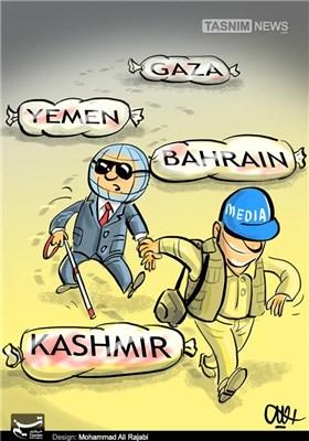 کاریکاتور/ رسانه روشنگر!