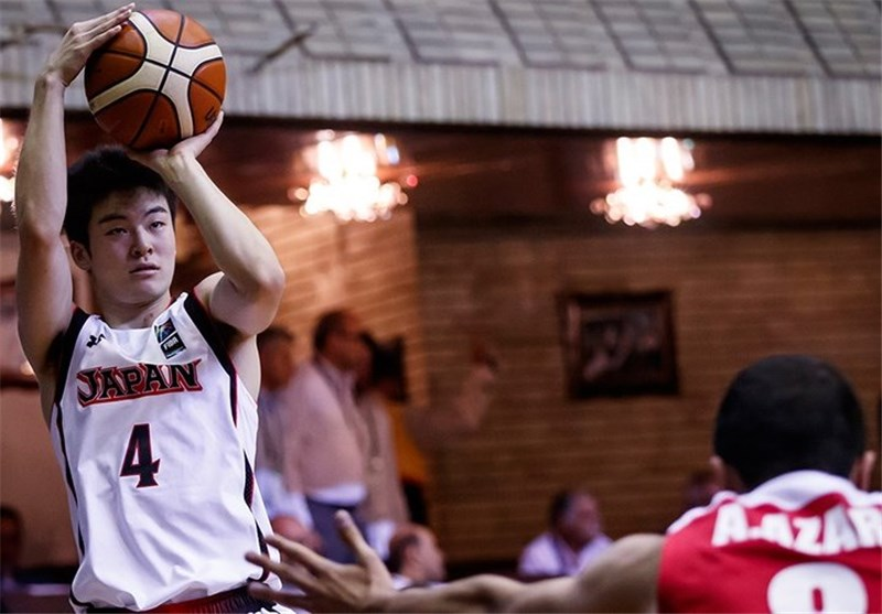 Japan Beats Iran at FIBA Asia U-18 Championship