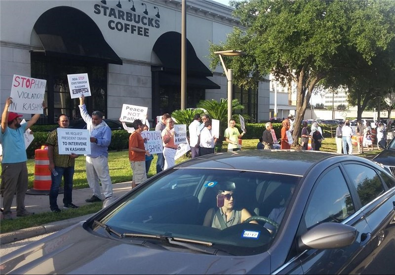 Protest held in US against India's crackdown on Muslims in ...