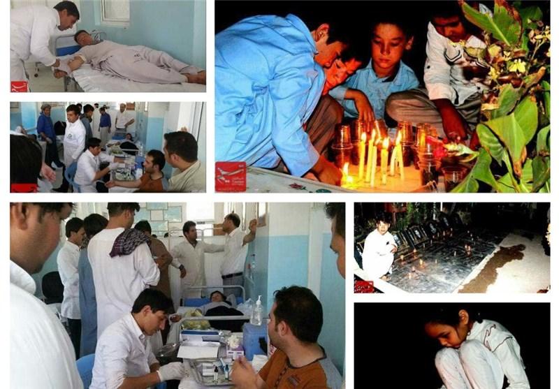 اهدای خون در بیمارستان هرات 7