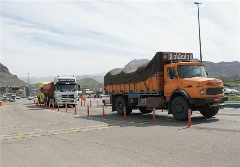 مسیر بردسیر به سیرجان برای تردد خودروهای سنگین باز شد