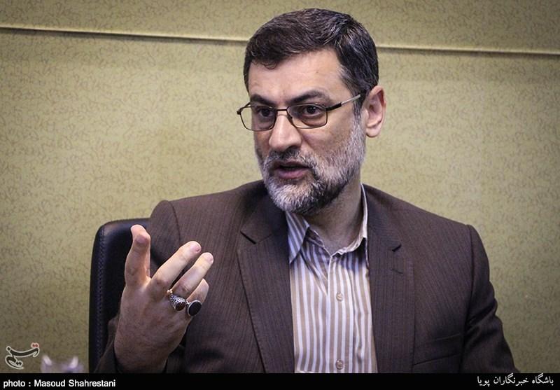 سید امیرحسین قاضیزاده هاشمی عضو هیئت رئیسه مجلس شورای اسلامی