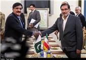 شمخانی و مشاور امنیت ملی پاکستان