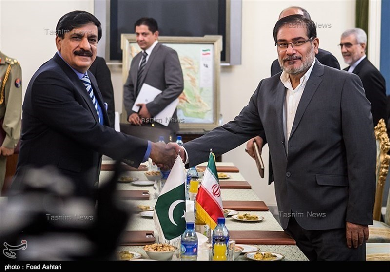 Iran Stresses Cooperation with Pakistan to Stem Terrorism
