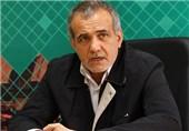مسعود پزشکیان نائب رئیس اول مجل نماینده تبریز