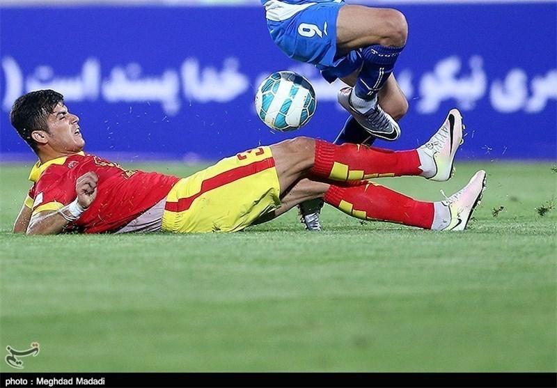 لیگ برتر فوتبال و استقلال و نفت تهران