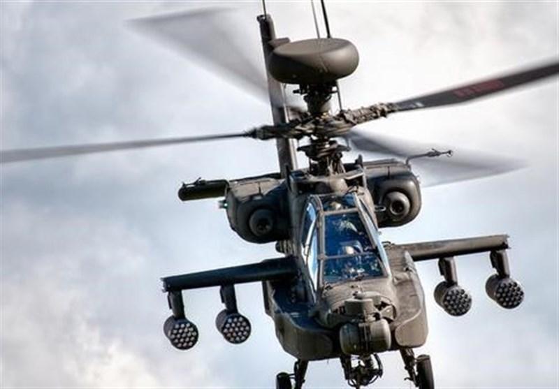 ارتش آمریکا 24 فروند بالگرد نظامی آپاچی در کره جنوبی مستقر میکند