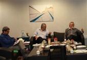 جلسه هیئت مدیره بنیاد رودکی در برج آزادی تشکیل شد