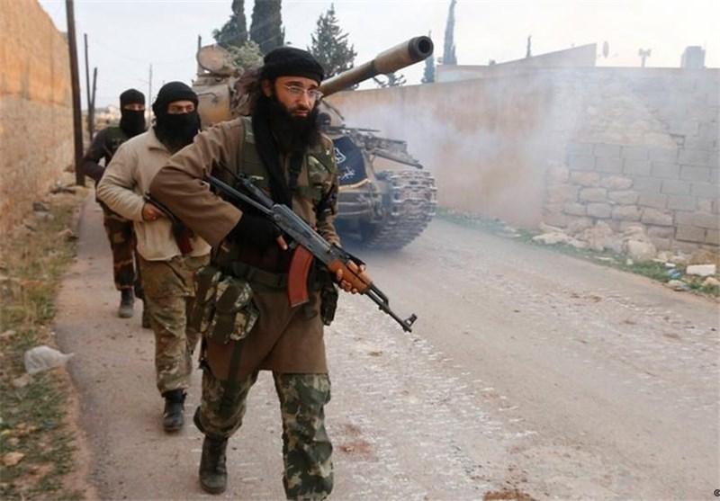 العدو الصهیونی یأمر جبهة النصرة بشن هجمات أوسع فی الجنوب السوری