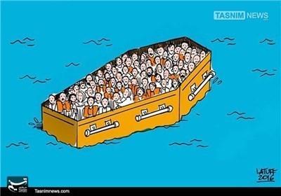بحیرہ روم میں تارکین وطن کے واقعات