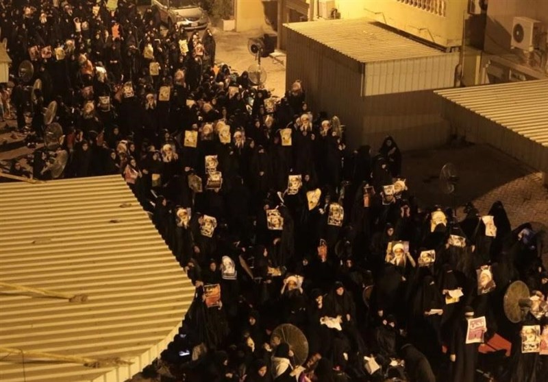 بحرین حمایت از شیخ عیسی قاسم