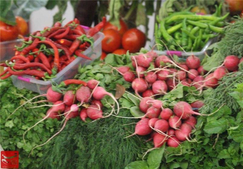 بازارچه عرضه مستقیم محصولات کشاورزی در قزوین برپا میشود