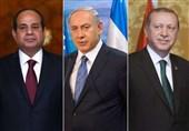 Türkiye, Mısır ve Suudi Arabistan İsrail'e Yakınlaşmak İçin Rekabet Ediyor!