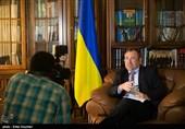 مصاحبه تسنیم با اوکراین در ایران