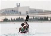 قایقرانان ایران روی سکوی فینال 1000 متر نرفتند