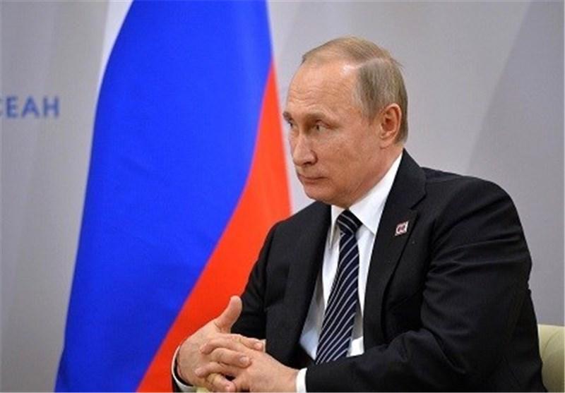 پوتین: روسیه، آذربایجان و ایران درباره پروژههای جدید خزر مذاکره میکنند