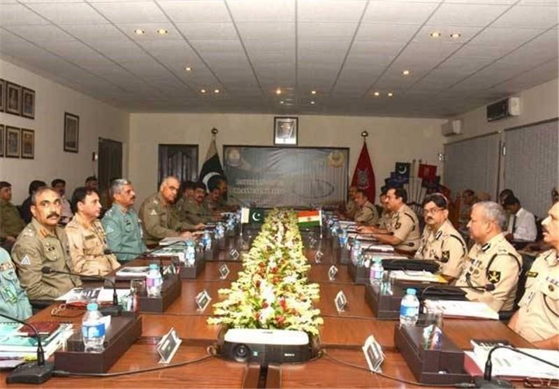 پاک بھارت کے درمیان سیز فائر کی خلاف ورزی نہ کرنے پر اتفاق