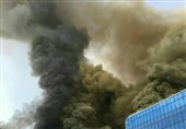آسٹریلیا: گودام میں آتشزدگی، زہریلا دھواں فضا میں بلند
