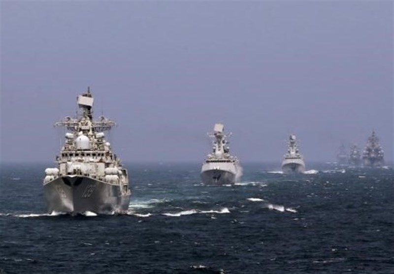 "السفن الروسیة تطلق ثلاثة صواریخ "" کالیبر"" على أهداف للنصرة فی سوریا"