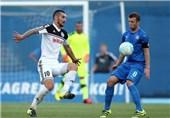 تساوی دینامو زاگرب در هفته دوم لیگ کرواسی