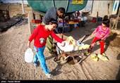 کرمانشاه| مصرف آب در منطقه زلزلهزده سرپلذهاب به مرز 3 برابر نزدیک میشود