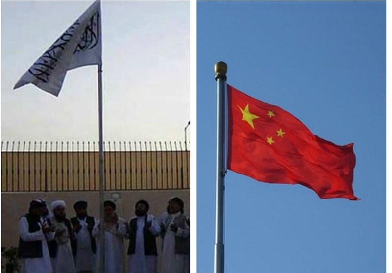 طالبان و چین
