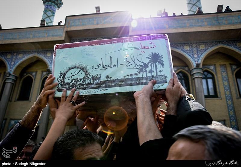 جزئیات میزبانی دانشگاه آزاد تهران شرق از پیکر 2 شهید گمنام