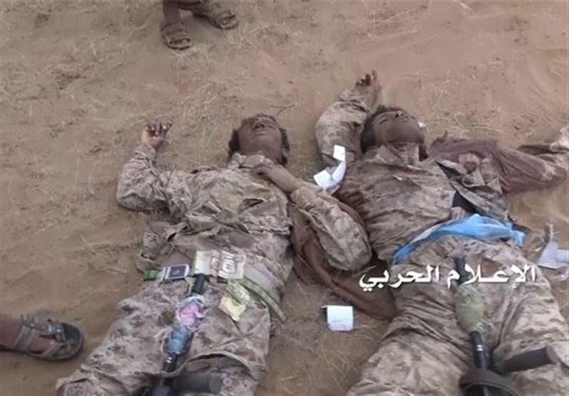 شکار 15 مزدور عربستان در عملیات تکتیراندازان یمنی