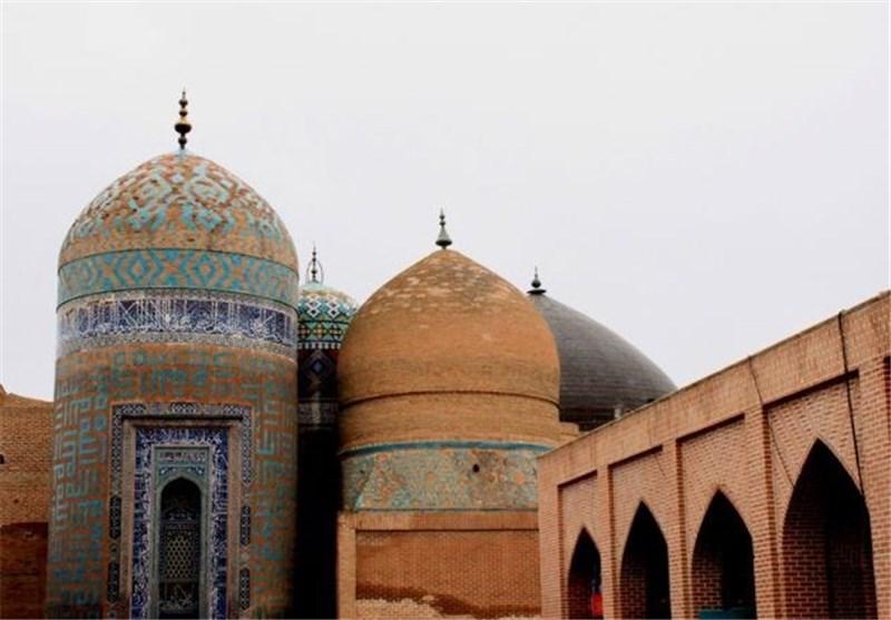 بقعه شیخ صفی / اردبیل