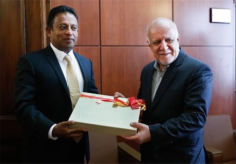 توافق سریلانکا و ایران