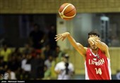 Friendly: Iran Basketball Team Beats Jordan