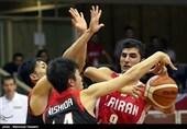 Iran Downs Palestine in WABA Championship