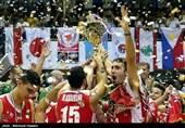 İran'ın Basketbol Gençler Milli Takımı Asya Şampiyonu