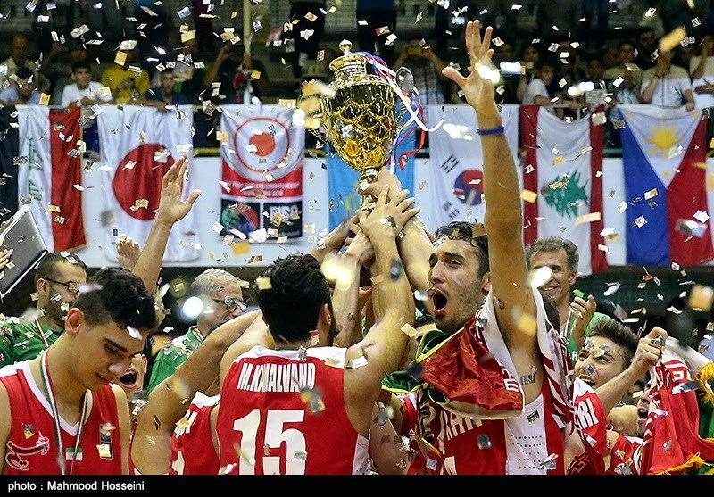 Iran Claims FIBA Asia U-18 Championship Title
