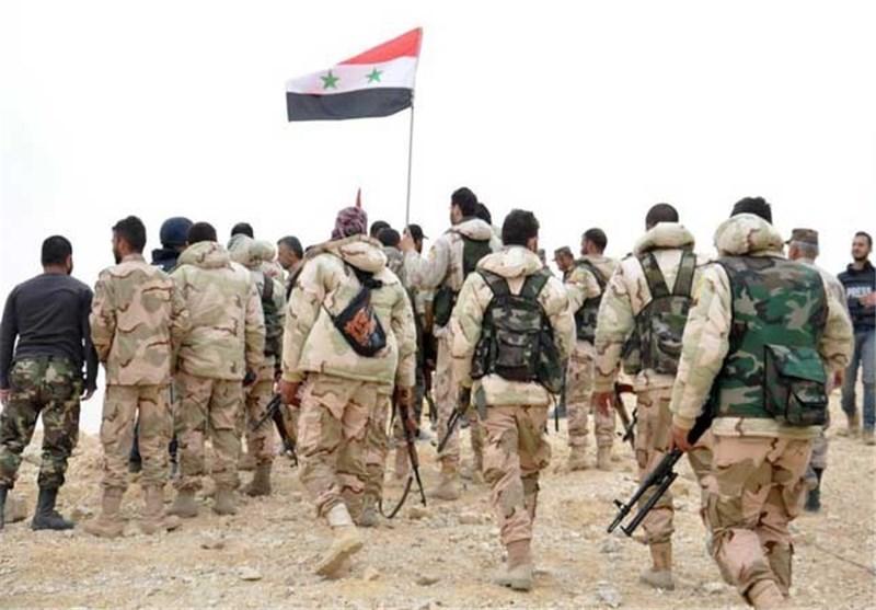 الجیش السوری یسیطر على کلیة التسلیح بالکامل جنوب غرب حلب