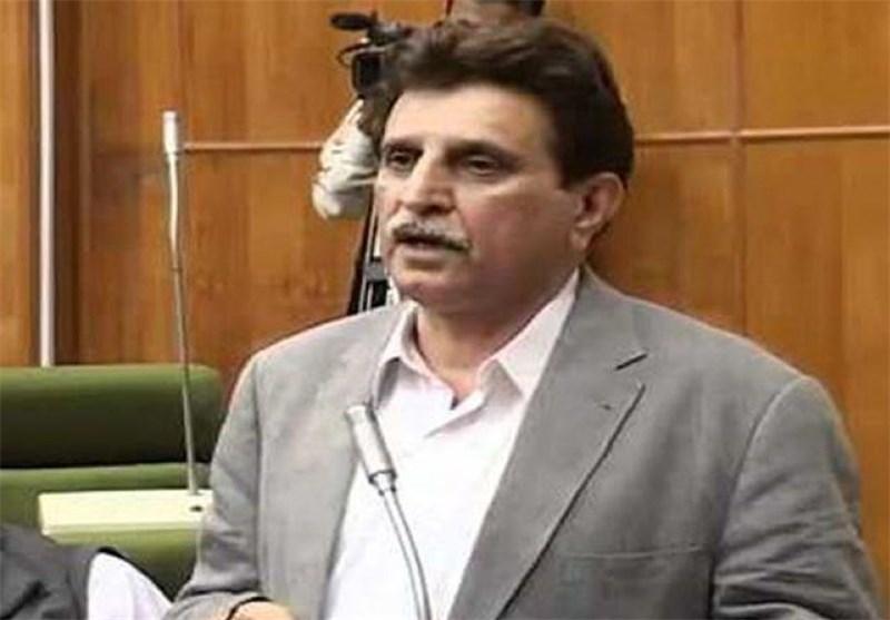 وزیراعظم آزاد کشمیر کو بیان کی وضاحت کیلئے نوٹسز جاری