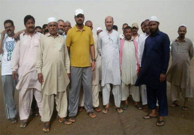 سعودی عرب میں مقیم 12 ہزار پاکستانیوں کا روزگار کے ساتھ ساتھ زندگیاں بھی داؤ پر