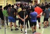 سجادی: امیدوارم وزنهبرداران حاصل تمریناتشان را با کسب مدال خوشرنگ المپیک بگیرند