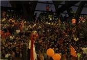 5 Yıl Aradan Sonra Suriyelilerin Futbol Coşkusu