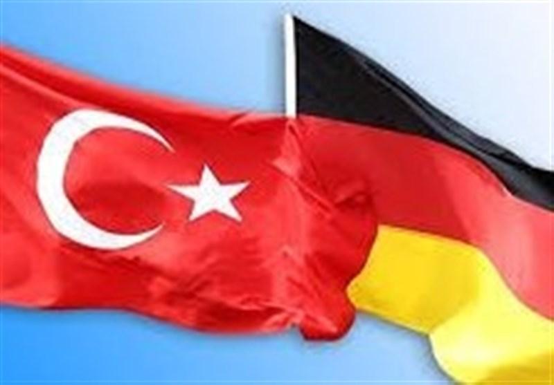 ترکیه آلمان آلمان ترکیه